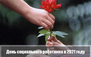 День социальной работы в 2021 году