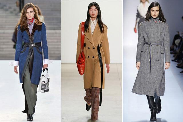 фото модных пальто в 2021 году