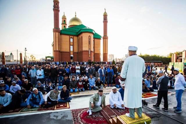 Мусульманские праздники в 2021 году2