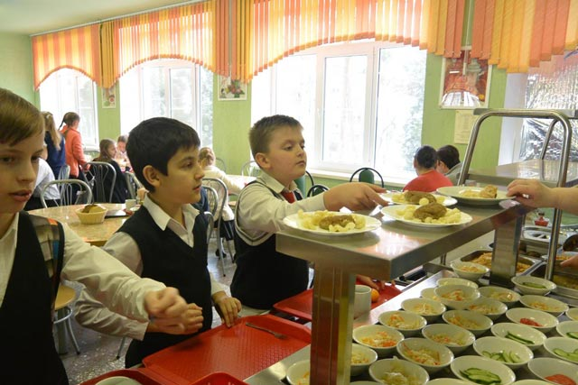 Бесплатное питание в школах в 2020-2021 учебном году1
