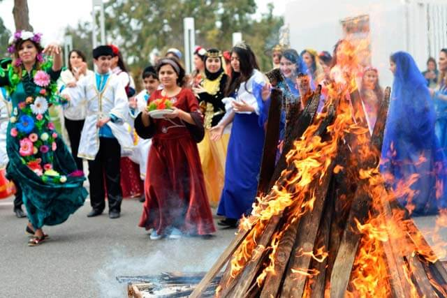 Навруз в 2021 году: как отмечают праздник1