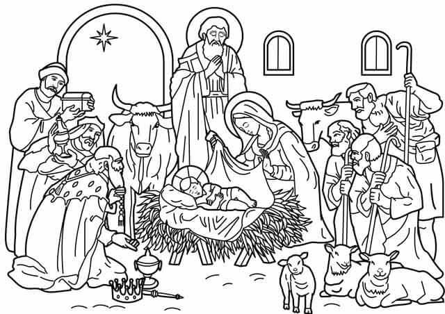 Открытки с Рождеством 2021: лучшие картинки-поздравления55