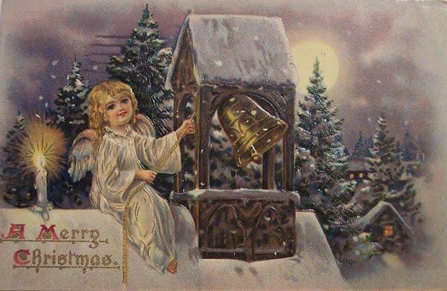 Открытки с Рождеством 2021: лучшие картинки-поздравления41