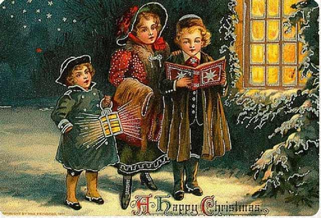Открытки с Рождеством 2021: лучшие картинки-поздравления36