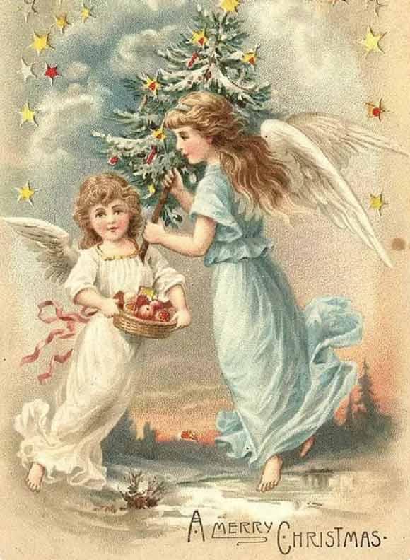 Открытки с Рождеством 2021: лучшие картинки-поздравления37