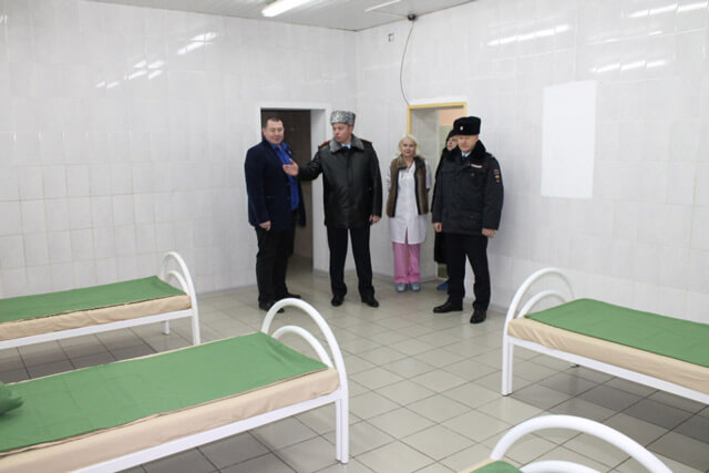 Открытие вытрезвителей в России в 2021 году2