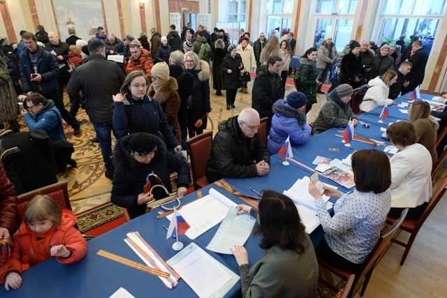 Выборы в России в 2021 году: какие будут и когда3